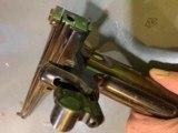 S&W STRAIGHT LINE SINGLE SHOT TARGET PISTOL, 10 inch barrel, 4 digit serial number 1088 - 5 of 13