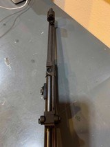 US M1/M3 .30 Carbine Sniper Scope Mounting Bar & Barrel Block and scope - 3 of 13
