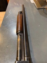 Ward's Western Field Model 30-SB562A, US flaming Bump marked, pump, quick release to two parts, 19 inch barrel, very good condition, chamber indic - 4 of 11