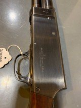 Ward's Western Field Model 30-SB562A, US flaming Bump marked, pump, quick release to two parts, 19 inch barrel, very good condition, chamber indic - 3 of 11