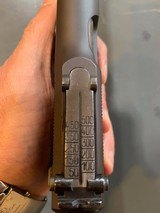 Browning Hi power with Tangent site and opening for wooden stock attachmentin perfect shape - 14 of 14