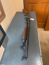 J. Stevens 620 Trench gun in superior shape, 12 gauge, US marking, John Browning design, pump shotgun, take down design - 8 of 15