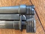J. Stevens 620 Trench gun in superior shape, 12 gauge, US marking, John Browning design, pump shotgun, take down design - 13 of 15
