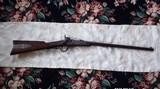Gallager civil war carbine with unit markings