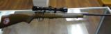 Savage Arms 93R17 GVXP 17HMR 5RD W/ Scope- 1 of 4