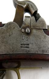 Antique US Box Lock Navy Pistol by Deringer Philadelphia - 4 of 7