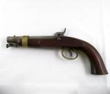 Antique US Box Lock Navy Pistol by Deringer Philadelphia - 3 of 7