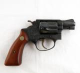 Smith & Wesson Model 36 .38 S&W Special Revolver - 2 of 6