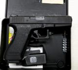 Glock Model 22 .40 Cal. Auto Pistol w/ Laser Sights & Orig Box - 2 of 5
