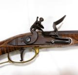 Contemporary Flintlock Kentucky Rifle by John Bivens Old Salem, NC - 6 of 11