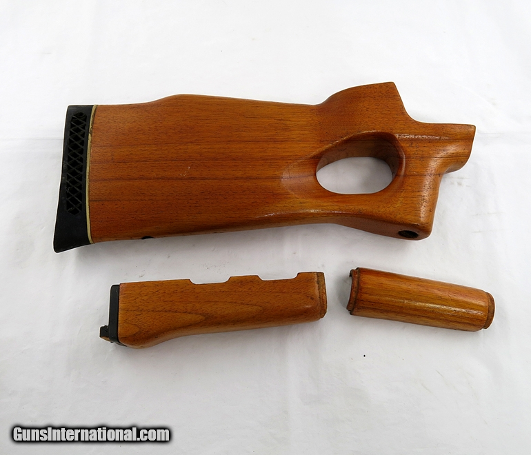 MAK 90 AK 47 Wooden Thumbhole Stock/Forend Set