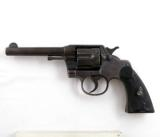 Colt Army Special Dbl Action Revolver RARE .41 Long Colt Cal. - 1 of 9