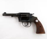 Colt Police Positive .38 Special Revolver - 1 of 8