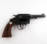 Colt Police Positive .38 Special Revolver - 2 of 8