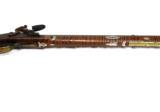 Antique W Sites Harrisonburg VA Kentucky Rifle FINEST KNOWN EXAMPLE - 9 of 12