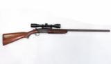 Vintage Winchester Model 37 Steelbilt Shotgun w/ Charles Day 3-9 x 40 Wideangle Scope - 2 of 6