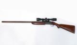 Vintage Winchester Model 37 Steelbilt Shotgun w/ Charles Day 3-9 x 40 Wideangle Scope - 1 of 6