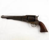 Civil War Remington Pat 1858 New Model Army .44 Cal Percussion Revolver - 1 of 7