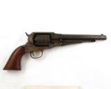 Civil War Remington Pat 1858 New Model Army .44 Cal Percussion Revolver - 2 of 7
