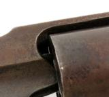 Civil War Remington Pat 1858 New Model Army .44 Cal Percussion Revolver - 5 of 7