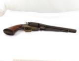 Civil War Remington Pat 1858 New Model Army .44 Cal Percussion Revolver - 3 of 7
