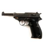 WWII Walther P38 AC 42 9mm Pistol
