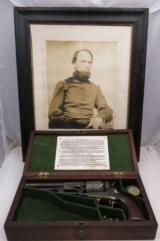Colt 2nd Model Dragoon Martially Marked, ID'd to Major T.J. Hunt- 2 of 16