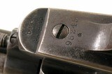 c.1883 US Colt Single Action Army .45 Revolver DFC Inspected w/Factory Letter - 11 of 13