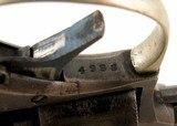 Antique Remington Rider DA Pocket Percussion Revolver w/Case - 6 of 13
