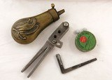 Colt Mod 1849 Pocket .31 Cal Revolver c.1865 w/Box & Accessories - 11 of 13