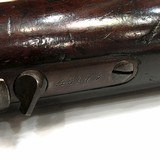 Winchester Model 1876 Cal .40-60 Round Barrel Rifle c.1884 - 6 of 9
