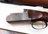 Charles Daly Superior Grade 12Ga Over Under Shotgun - 4 of 12