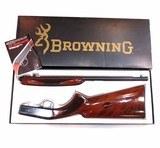 Nice Browning SA-22 Semi Auto Rifle w/Box - 1 of 9