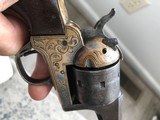MOORE'S PATENT FIREARMS BELT REVOLVER - SEVEN SHOOTER - 7 of 14