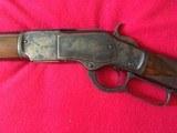 Winchester Model 1873 Deluxe Caliber .22 Short - 3 of 10