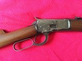 Winchester Model l892 Saddle Ring Carbine in 25/20 Caliber - 8 of 9