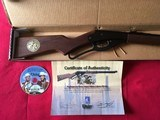 """Daisy """"Roy Rogers & Dusty"""" Commerative BB Gun New in the box. - 7 of 10"""