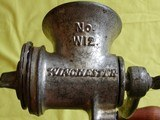 W-12 Food Grinder in Great Shape apparently little used. - 2 of 2