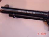 Uberti-Richard Petty 45LC,Uberti engraved tribute,in pres case,model car-60 day layaway 1/3rd down - 6 of 9