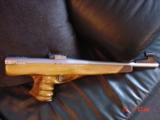 Wichita MK40,7mm IHMSA,tcustom Thumbhole stock,dies,case,13