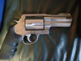 Smith & Wesson hand cannon in 500 S&W Magnum caliber,4