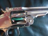 Navy Arms/Uberti Schofield,bright mirror nickel,7