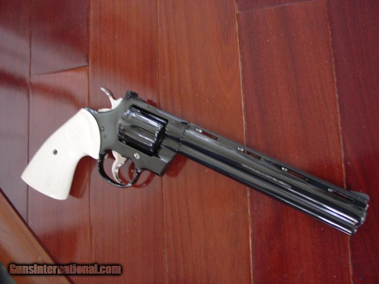 Colt Python,Rare 8