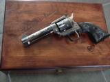 Colt John Wayne-The Duke Commemorative,22LR,New Frontier,4 3/4 - 3 of 12