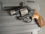 Smith & Wesson model M327, Performance Center, 2 tone,8 shot,357 Magnum,2