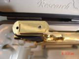 Desert Eagle/Magnum Research,50AE,Titanium Gold,high polished hand cannon,NIB,awesome showpiece !! - 7 of 15
