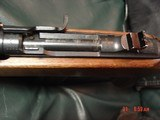 """Iver Johnson/Universal Enforcer 3000, 30 carbine,11 1/4"""" barrel,19"""" overall,30 round mag,walnut stock,pistol grip,close to 40 years old- awe - 9 of 15"""