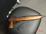 """Iver Johnson/Universal Enforcer 3000, 30 carbine,11 1/4"""" barrel,19"""" overall,30 round mag,walnut stock,pistol grip,close to 40 years old- awe - 14 of 15"""