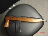 """Iver Johnson/Universal Enforcer 3000, 30 carbine,11 1/4"""" barrel,19"""" overall,30 round mag,walnut stock,pistol grip,close to 40 years old- awe - 11 of 15"""