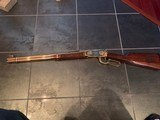Winchester model 94 30-30 Butte County SD A&A master engraved, 24k gold plated, & nickel.certificate, PROOF gun - 2 of 12